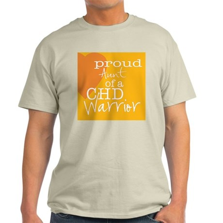 proud aunt copy Light T-Shirt