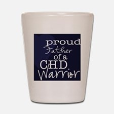 proud father copy Shot Glass