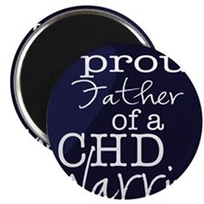 proud father copy Magnet