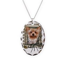 Stone_Paws_Yorkshire_Terrier Necklace