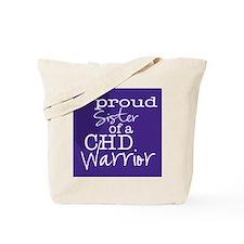 proud sister copy Tote Bag