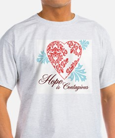 hope contageous copy T-Shirt