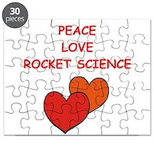 rocket science Puzzle