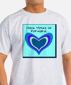 hope moves us forward copy T-Shirt