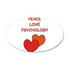 psychology Wall Decal