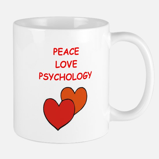 psychology Mugs