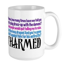 Charmed Quotes Mug