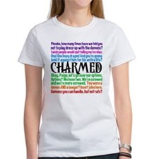 Charmed Quotes Tee
