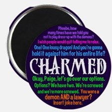 Charmed Quotes Magnet