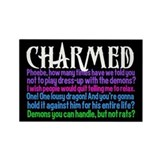 Charmed Magnets