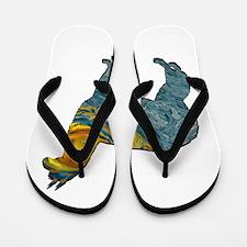 MEADOW NOW Flip Flops