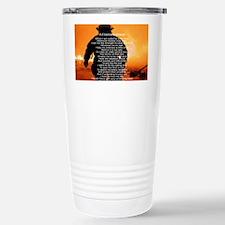 FIREMANS PRAYER Travel Mug