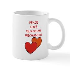 quantum mechanics Mugs