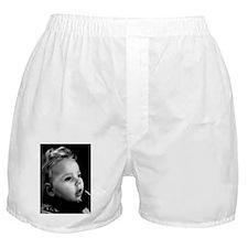 Sophia_bw Boxer Shorts