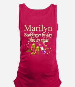 BOOKKEEPER Maternity Tank Top
