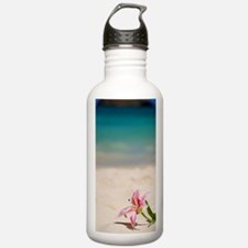 Beach Lily Water Bottle