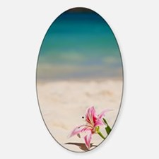Beach Lily Decal
