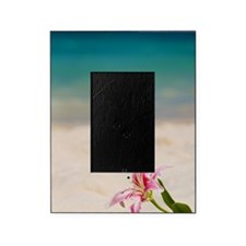 Beach Lily Picture Frame