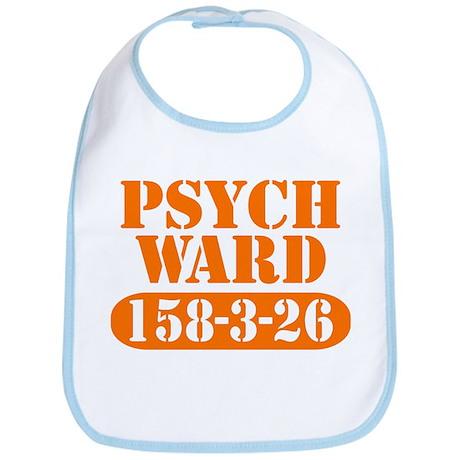 Psych Ward - Orange Bib