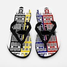 Amsterdam Architecture - Merchants hous Flip Flops