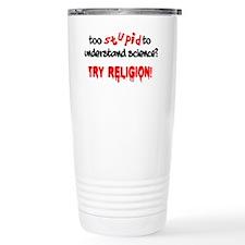 toostupid Travel Mug