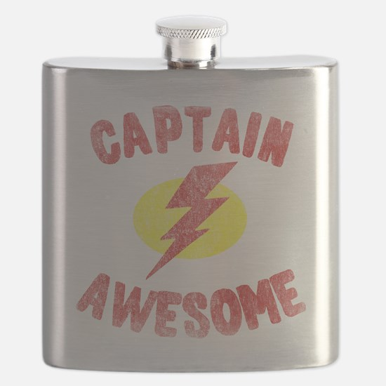 Captain Awesome Flask