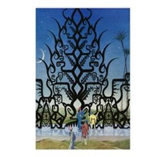 Gate of Ebony Postcards (Package of 8)