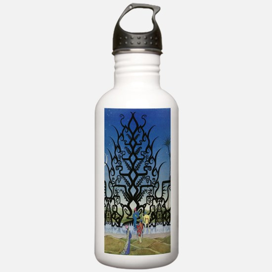 Gate of Ebony Water Bottle