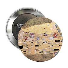 "The_Kiss_Gustav_Klimt_rect1 2.25"" Button"