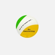 Geocaching Off the Path Mini Button (10 pack)