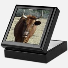 texas.bull.WE_THOMAS Keepsake Box