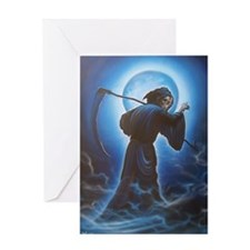 This Way Please by Ivan Greeting Card