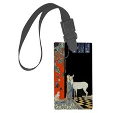 Blondine Journal Luggage Tag