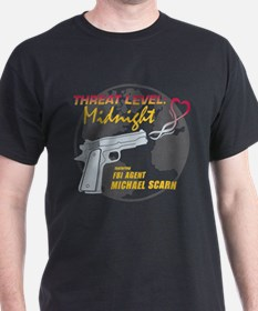 Threat Level: Midnight T-Shirt