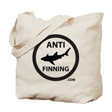 Bull Shark (Tighter) - Anti-Shark Finning Tote Bag