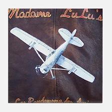 Madame Lulus Tile Coaster