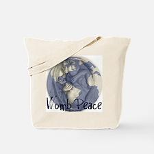 wombpeace2 Tote Bag