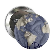 "wombpeace2 2.25"" Button"