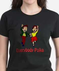 Everybody Polka Shirt Tee