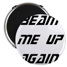 Beam Me Up TOS Thong 2_75x2_75 Magnet