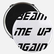 Beam Me Up TOS Thong 2_75x2_75 Magnet