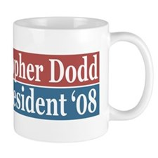 Chris Dodd for President Mug