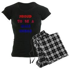 2-RWB male NURSE Pajamas