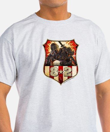 Snake Eye Badge T-Shirt