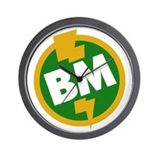 Best Man - BM Dupree Wall Clock