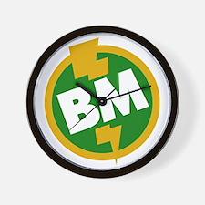 Best Man - BM Dupree Wall Clock