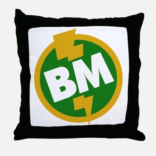 Best Man - BM Dupree Throw Pillow