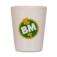 Best Man - BM Dupree Shot Glass