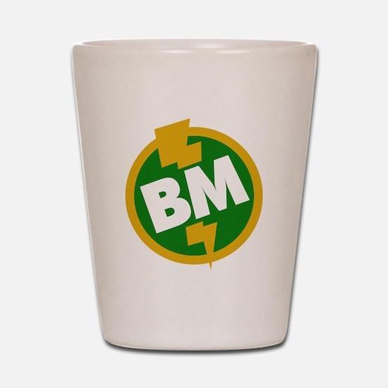 Best Man - BM Dupree Shot Glass
