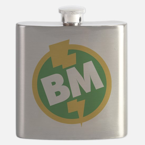 Best Man - BM Dupree Flask